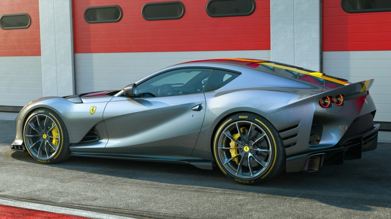 Ferrari 812 Competizione ใหม่ ม้าลำพองรุ่นพิเศษขุมพลัง 830 แรงม้าเปิดตัวแล้ว