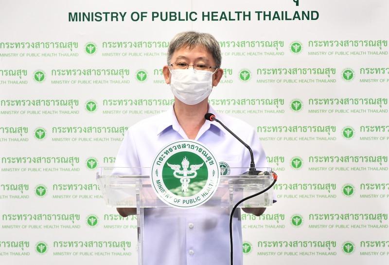 สธ. ยืนยันรัฐบาลมีนโยบายให้ฉีดวัคซีนโควิด-19 กับทุกคนที่อยู่ในประเทศไทย