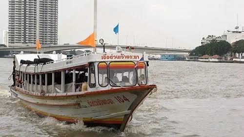 เรือด่วนเจ้าพระยางดบริการวันหยุด โควิดทำผดส.หาย90%