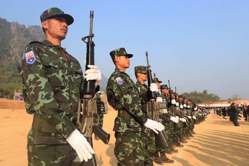 สัญญาณสงครามกลางเมืองพม่าขยายตัว - 'พวกผู้ประท้วง'จับมือ'กลุ่มกบฎชาติพันธุ์'เปิดศึกโจมตี 'ฝ่ายทหาร'ในพื้นที่หัวใจของประเทศ