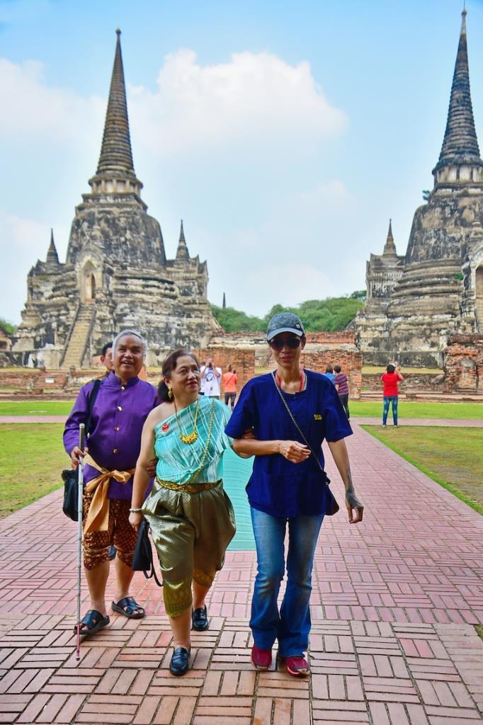 นักท่องเที่ยวคนพิการ : ความท้าทายใหม่ของอุตสาหกรรมท่องเที่ยวไทย (ภาพ : nuttys Adventures)