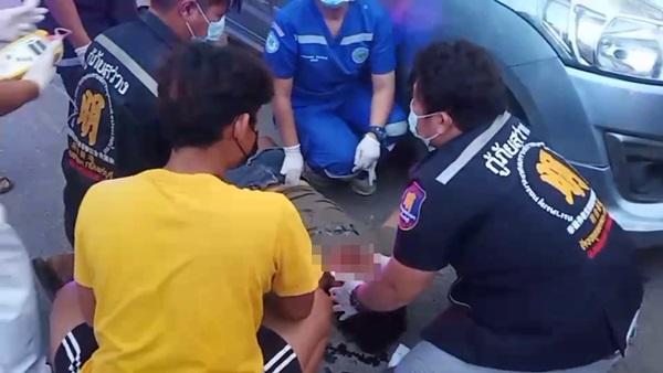อุกอาจ! วัยรุ่นเมืองปราจีนฯ ก่อเหตุยิงสนั่นหน้าห้างฯแมคโคร ดับ2 สาหัส 2