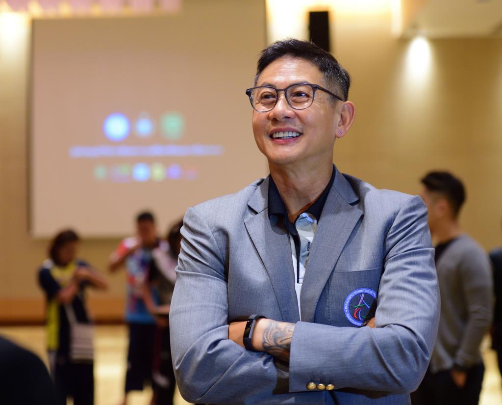 """""""จุตินันท์"""" ประธานพาราฯไทย ปลื้มนักยกเหล็ก แท๊กทีมกวาดเหรียญ world cup ลุ้นโควต้าโตเกียวพาราเกมส์"""