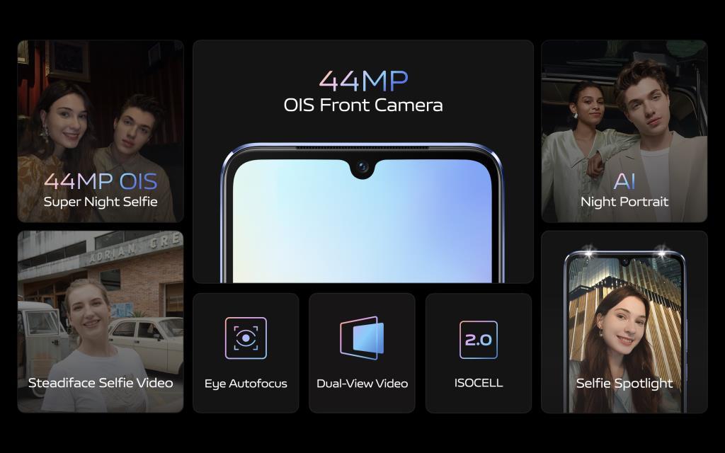 Vivo ส่ง V21 5G ชูจุดเด่นกล้องหน้ากันสั่น ราคาเริ่มต้น 12,999 บาท
