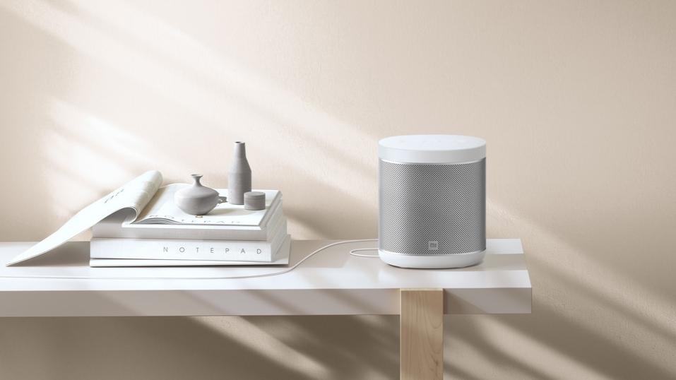 Xiaomi ปรับราคา Smart Speaker ลำโพง Google Assistant เหลือ 990 บาท
