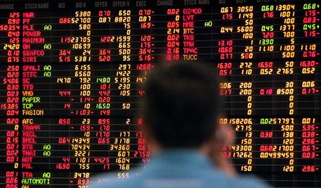 หุ้นปิดเช้าร่วง 13.37 จุด ตามตลาดภูมิภาคหวั่นเงินเฟ้อสหรัฐเร่งตัว