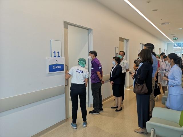 รพ.วิมุต จับมือภาครัฐบริการฉีดวัคซีนโควิด-19 นำร่องกลุ่มแพทย์ และเปิดจองกลุ่มคนทั่วไป มุ่งหวังคนไทยรับวัคซีนทั่วถึง