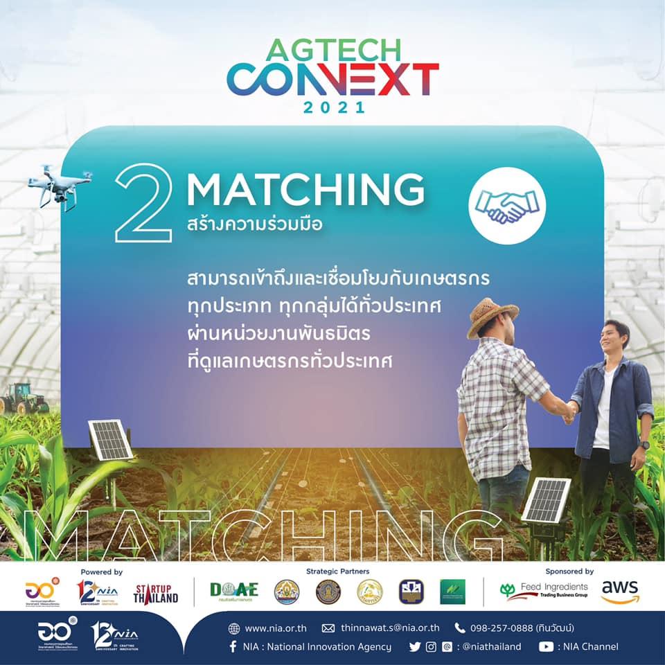 NIAดึงพันธมิตร เพิ่มโอกาสช่วงวิกฤติให้เกษตรกรไทย