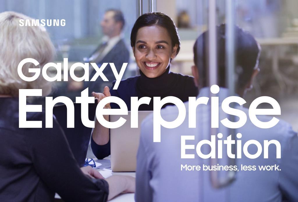Samsung ส่ง Galaxy Enterprise Edition เจาะตลาดสมาร์ทโฟนองค์กรธุรกิจ