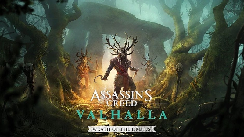 Review: Assassin's Creed Valhalla: Wrath of the Druids ผ่าแค้นแดนเร้นลับ