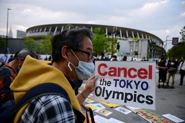 """แพทยสภาญี่ปุ่นเรียกร้องยกเลิก """"โตเกียวโอลิมปิก"""" อัดรัฐบาล """"มีหน้าที่ปกป้องประชาชน"""""""
