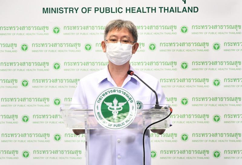 สธ.เผยบุคลากรทางการแพทย์ด่านหน้า-อสม.ฉีดวัคซีนแล้วกว่า 1.1 ล้านโดส