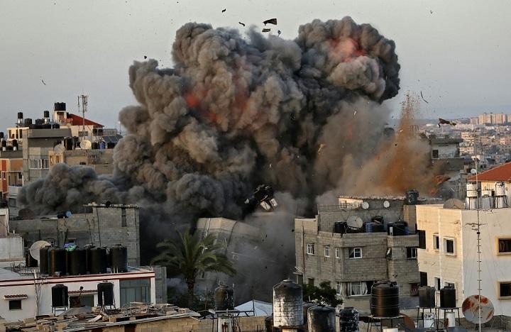 UN บ้อท่า! อิสราเอลขยี้ปาเลสไตน์วันเดียวตายสูงสุด กร้าวถล่มตึกสื่อต่างชาติชอบธรรม-เดินหน้าทำศึกเต็มกำลัง