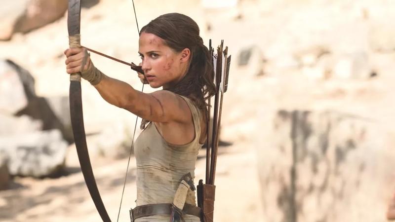"""หนังภาคต่อ """"Tomb Raider"""" เผยชื่อขณะสร้าง บทร่างแรกเขียนเสร็จแล้ว"""