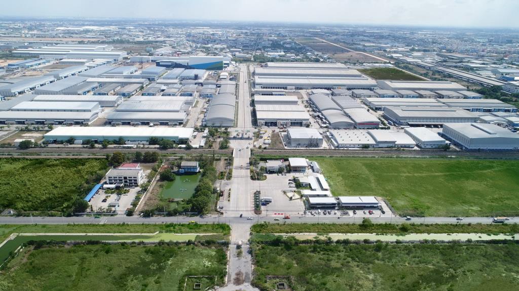 กองREITพลิกลงทุน'โรงงานและคลังสินค้า' รับ'อีคอมเมิร์ซ'บูม-รายใหญ่สร้างพื้นที่ล็อกดีมานด์
