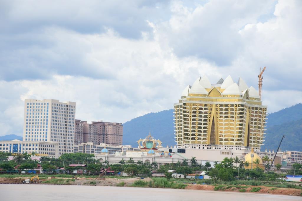 เขตเศรษฐกิจสามเหลี่ยมทองคำป่วน ทั้งคนจีน-ลาว-พม่า-ไทย ติดโควิดแล้วร่วม 300 ราย