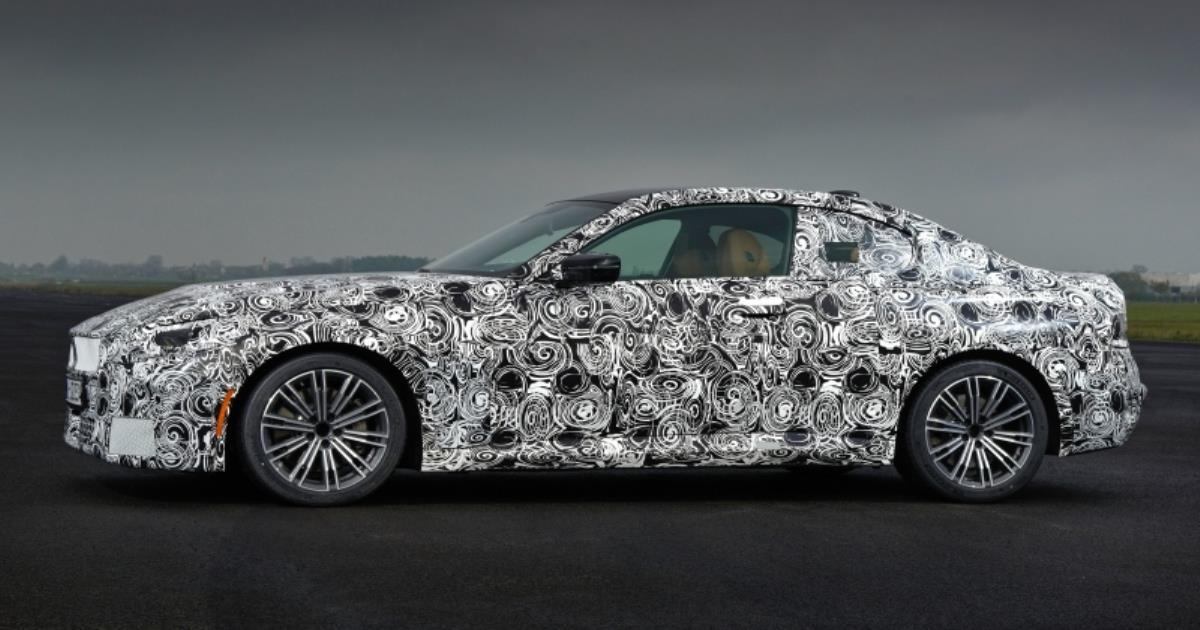BMW 2 Series Coupé ใหม่ เผยภาพขณะวิ่งทดสอบก่อนเริ่มผลิตจริงภายในปีนี้