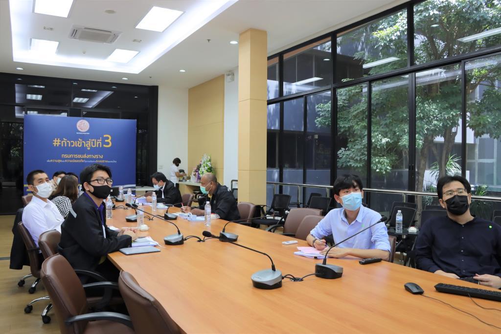 กรมราง เร่งจัดทำมาตรฐานความปลอดภัยขนส่งทางรางของไทยเทียบเท่าสากล