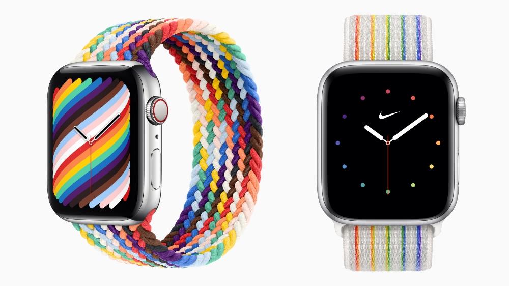 Apple แสดงออกถึงการสนับสนุน LGBTQ+ ด้วยสาย Apple Watch ใหม่ประจำปี 2021