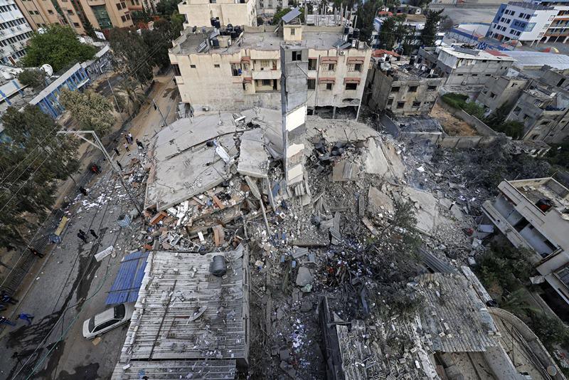 อิสราเอลถล่มไม่ยั้งปลิดชีพปาเลสไตน์กว่า 200 ไบเดนบอกหนุนหยุดยิง แต่สหรัฐฯ อนุมัติขายอาวุธรัฐยิวกว่า $700 ล้าน