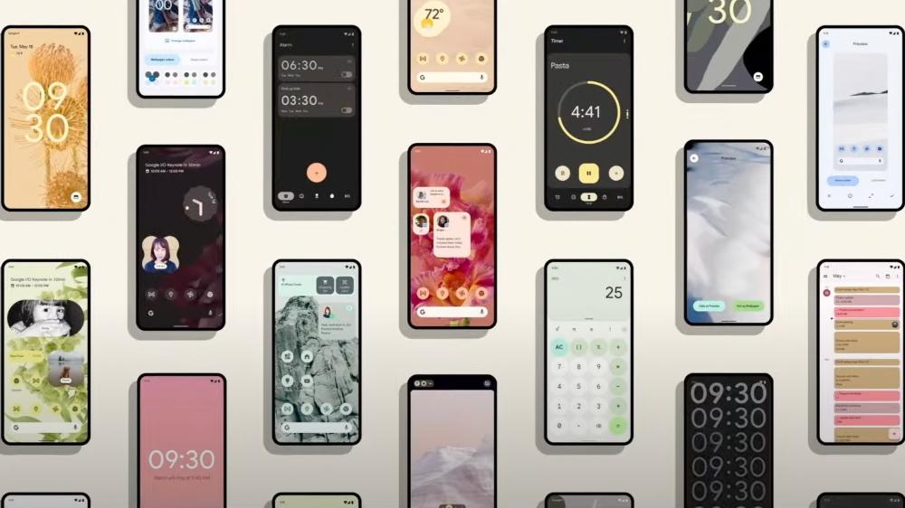 กูเกิล โชว์ Android 12 ปรับปรุงอินเตอร์เฟสใหม่ พร้อมเชื่อมต่อสมาร์ทดีไวซ์ให้ใช้งานสะดวกขึ้น