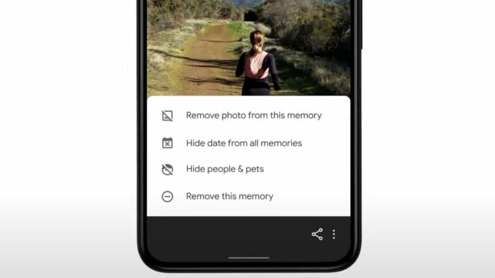 ผู้ใช้กูเกิลจะสามารถควบคุมได้ว่า ต้องการจะเห็นหรือไม่เห็นรูปภาพใด