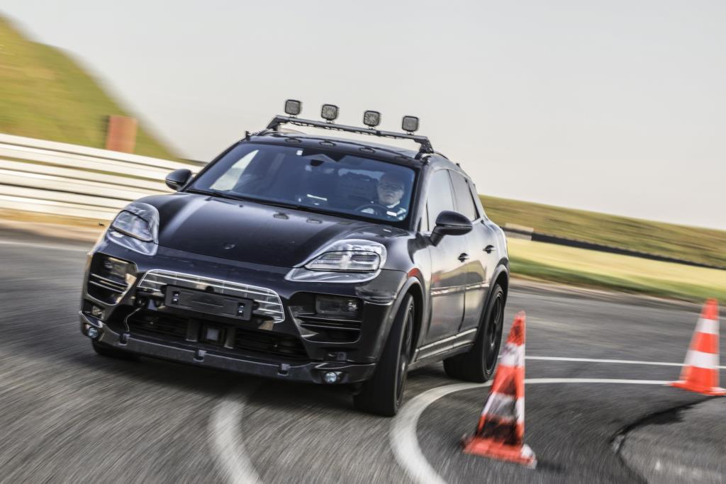 Porsche all-electric Macan พร้อมลงทดสอบถนนจริง อีก 2 ปีเปิดตัว