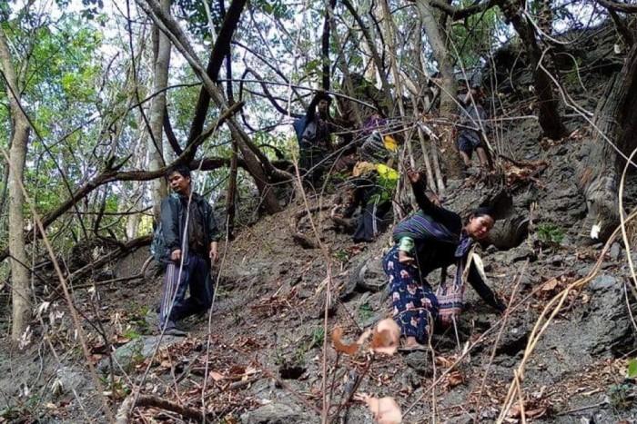 รัฐชินยังไม่สงบ เหตุสู้รบทำชาวพม่าพลัดถิ่นขาดแคลนอาหาร-ที่พักหลบภัย