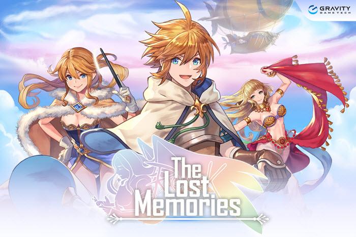"""กราวิตี้เปิดตัว """"The Lost Memories"""" เกมมือถือภาคขยายจักรวาล Ragnarok"""