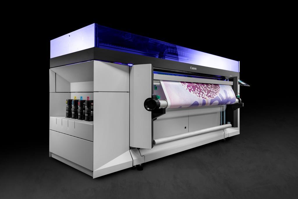 Colorado 1630 เครื่องพิมพ์แบบ roll to roll รุ่นใหม่