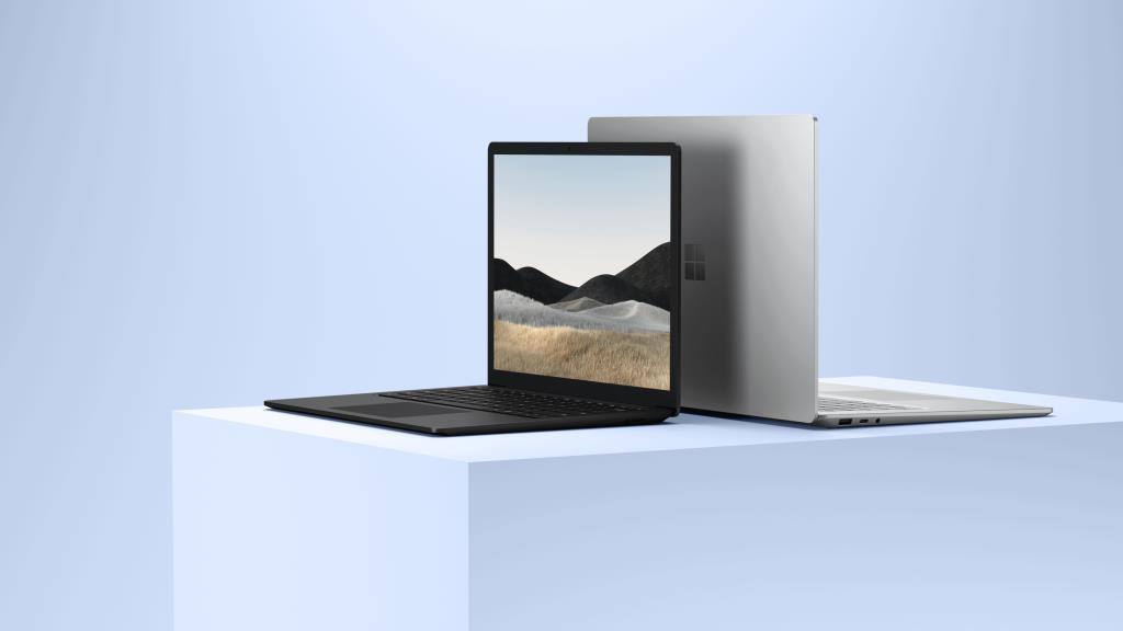 อีกมุมของ Surface Laptop 4 รุ่นใหม่ล่าสุด