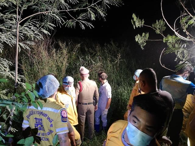 สลด!สาว 27 หายจากบ้าน-สามีตามหาไม่เจอ กลายเป็นศพหมกป่าริมคลองตาคลี พบโดนทุบกะโหลกร้าว