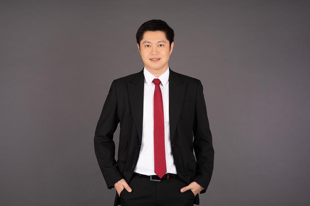 กวินธร ภู่ตระกูล ผู้จัดการประจำประเทศไทย เร้ดแฮท ประเทศไทย