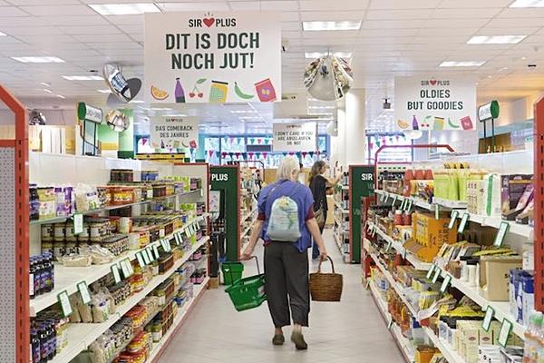 """'SirPlus' ซูเปอร์มาร์เก็ตในเยอรมนี ตัวอย่างธุรกิจรักษ์โลก """"ช่วยลดขยะอาหารกว่า 2,000 ตันต่อปี"""""""