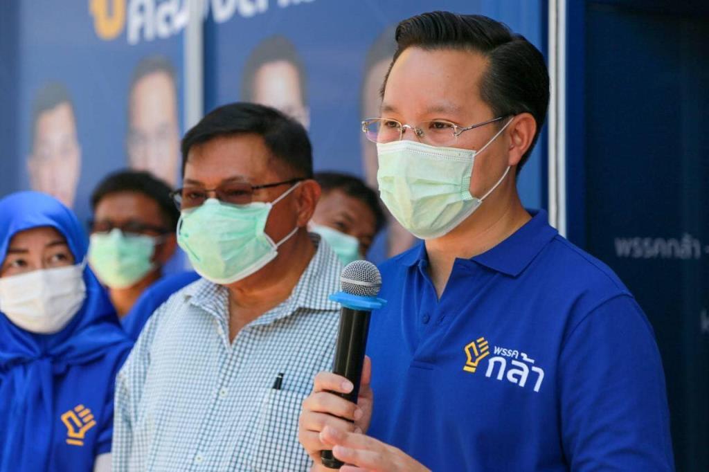 """""""อรรถวิชช์"""" เสนอรัฐบาล เร่งส่งวัคซีนฉีดให้เจ้าหน้าที่ไทยในต่างประเทศ ชี้ทูต-เจ้าหน้าที่ผู้ปฏิบัติงานยังเสี่ยง"""