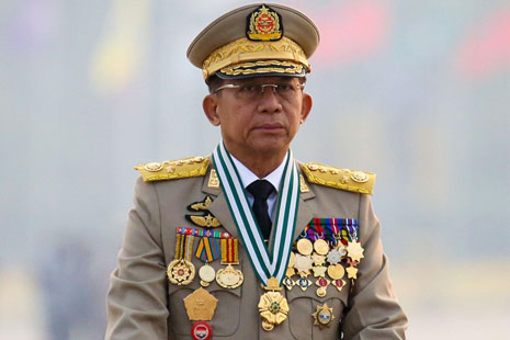 สงครามกลางเมืองพม่าระอุ
