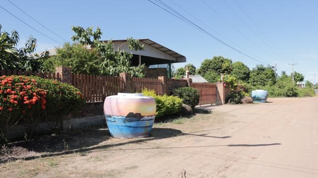 ศิลปินคืนถิ่นยุคโควิดผนึกชุมชนปั้นบ้านเกิดรอเปิดเป็นแลนด์มาร์คใหม่กำแพงเพชร