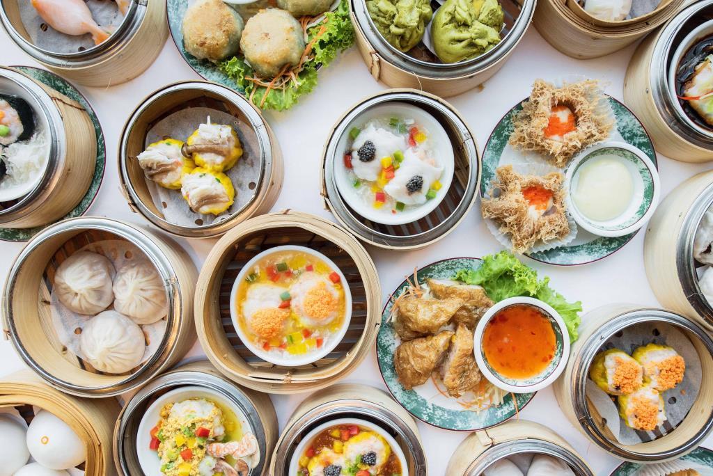 """อร่อยจัดเต็มกับ """"บุฟเฟต์ติ่มซำ"""" สุดฟิน ณ ห้องอาหารจีนไดนาสตี้"""
