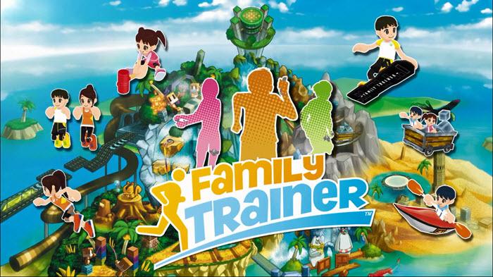 """ฟิตยกบ้าน! """"Family Trainer"""" เวอร์ชั่นอังกฤษวางจำหน่ายบนสวิตช์ 3 ก.ย.นี้"""