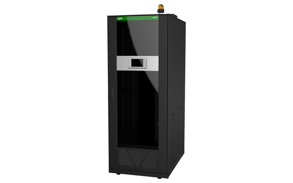 EcoStruxure Micro Data Center C-Series 43U มีเทคโนโลยีการทำความเย็นเปี่ยมประสิทธิภาพด้านพลังงาน