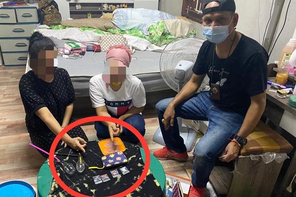 จับสาวแสบแอบค้ายาเสพติดเผยใช้เงินจากสามีชาวเกาหลีหมด หันมาค้าเอง