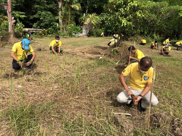 กรมอุทยานฯ คืนพื้นที่สีเขียวให้ชาวกาญจนบุรี หลังตรวจยึดรื้อทิ้งพื้นที่สร้างรีสอร์ต ของกลุ่มนายทุน