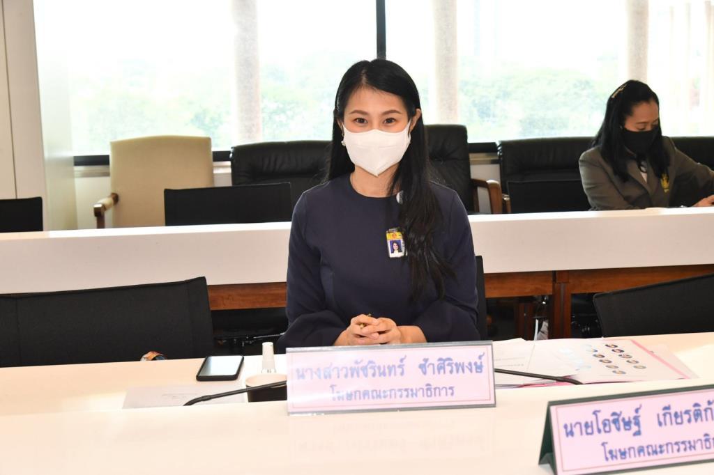 """กมธ.สธ.ขอบคุณนายกฯ หนุนใช้ """"ฟ้าทะลายโจร"""" คู่ """"ฟาวิพิราเวียร์""""รักษาผู้ป่วยโควิด เล็งหารือต่อยอดสมุนไพรไทย"""