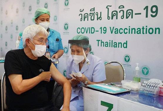 เชื่อหมออย่าเชื่อหมา รัฐบาลโปรดาราฉีดวัคซีน เสี้ยมตัดหางคนคิดต่าง