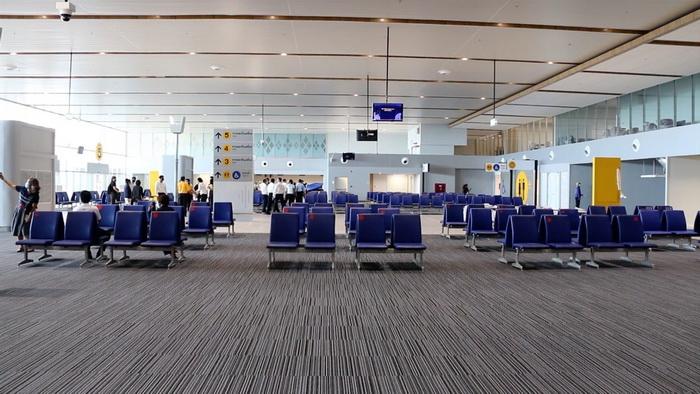 อาคารผู้โดยสารหลังใหม่งบ2,000ล้านสนามบินขอนแก่นพร้อมเปิดใช้งาน ส.ค.นี้