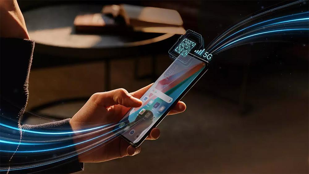 OPPO ร่วม Thales พัฒนา eSIM รองรับ 5G SA