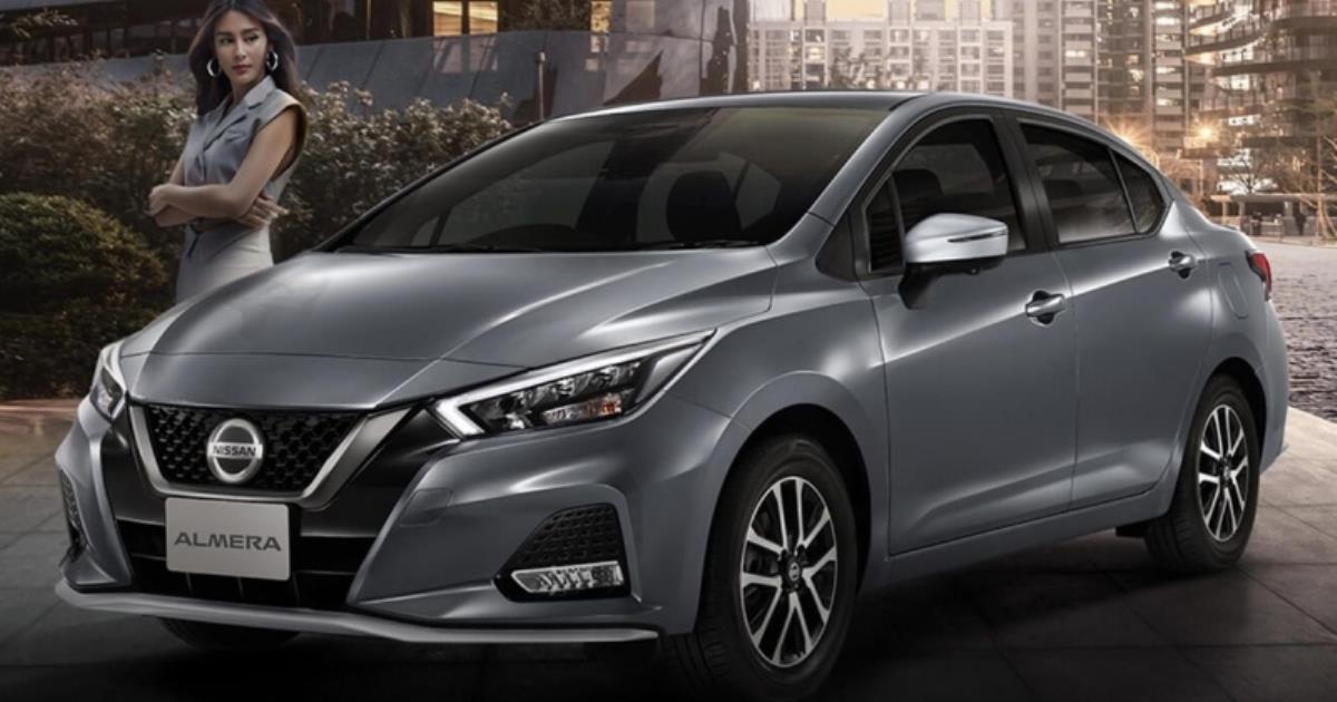 Nissan Almera Sportech ใหม่ แต่งสปอร์ตจากโรงงาน ราคาเริ่ม 629,000 บาท