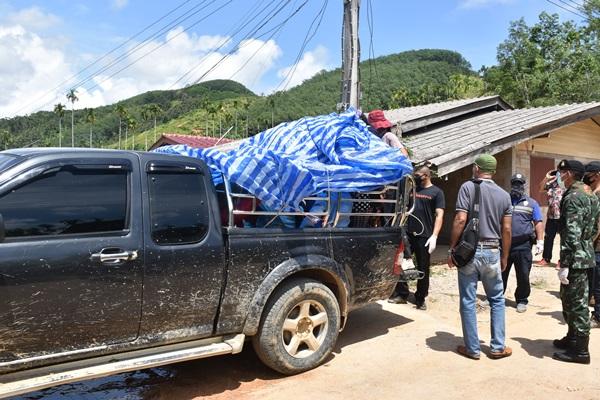 ทหารระนองรวบเมียนมา 33 คนซุกในรถกระบะหนีเข้าเมือง