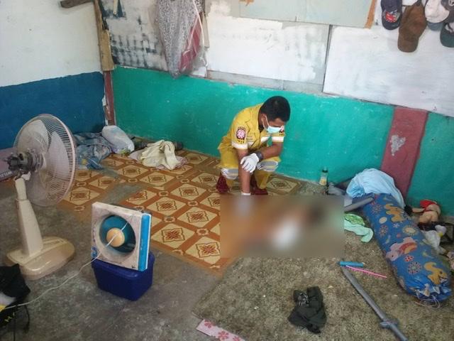 สลดเด็กชายวัย 8 เดือนร่างกายฟกช้ำดับปริศนาคาบ้านเช่าย่านทุ่งครุ ตร.เร่งหาสาเหตุ