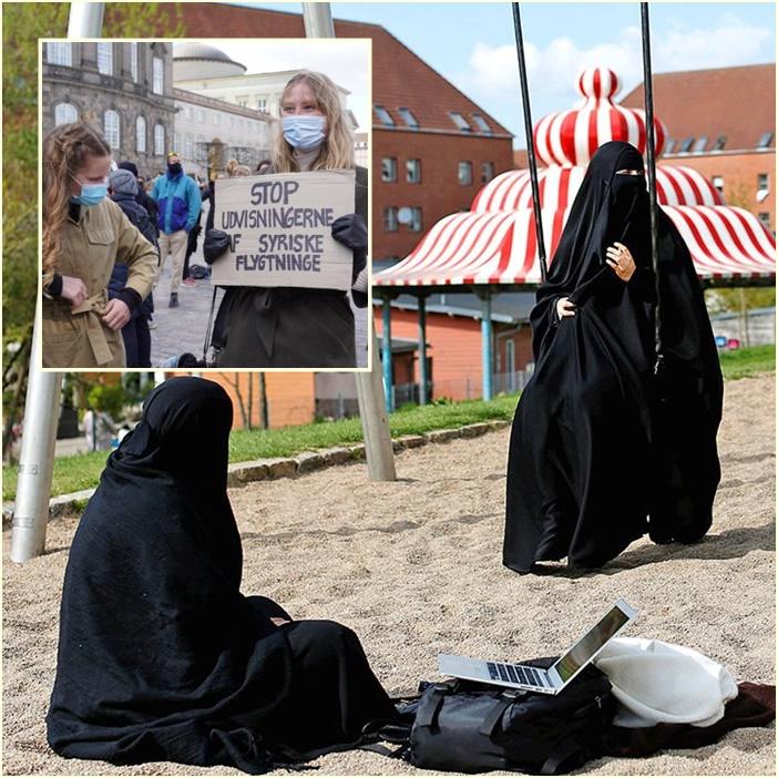 """ครั้งแรก! """"สภาเดนมาร์ก"""" ลงมติเห็นชอบย้ายศูนย์รับลี้ภัยผู้อพยพไปประเทศที่ 3"""
